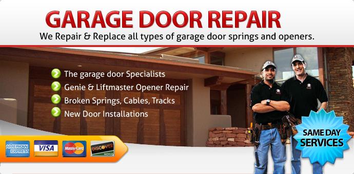 Garage Door Repair Litchfield Park Az